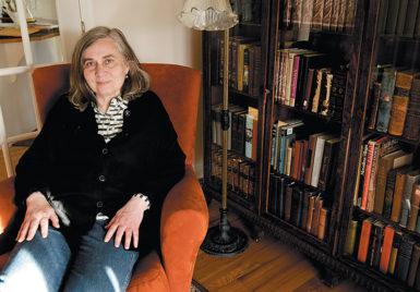 Marilynne Robinson, Iowa City, 2005