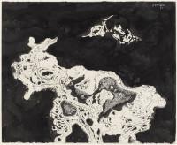 Jean Dubuffet: Goat with a Bird, 1954
