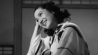 Setsuko Hara as Noriko Somiya in Yasujirō Ozu's Late Spring, 1949