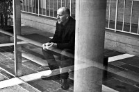 Simon Critchley, Tilburg, the Netherlands, 2012