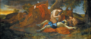Nicolas Poussin: Venus Weeping for Adonis, 1626