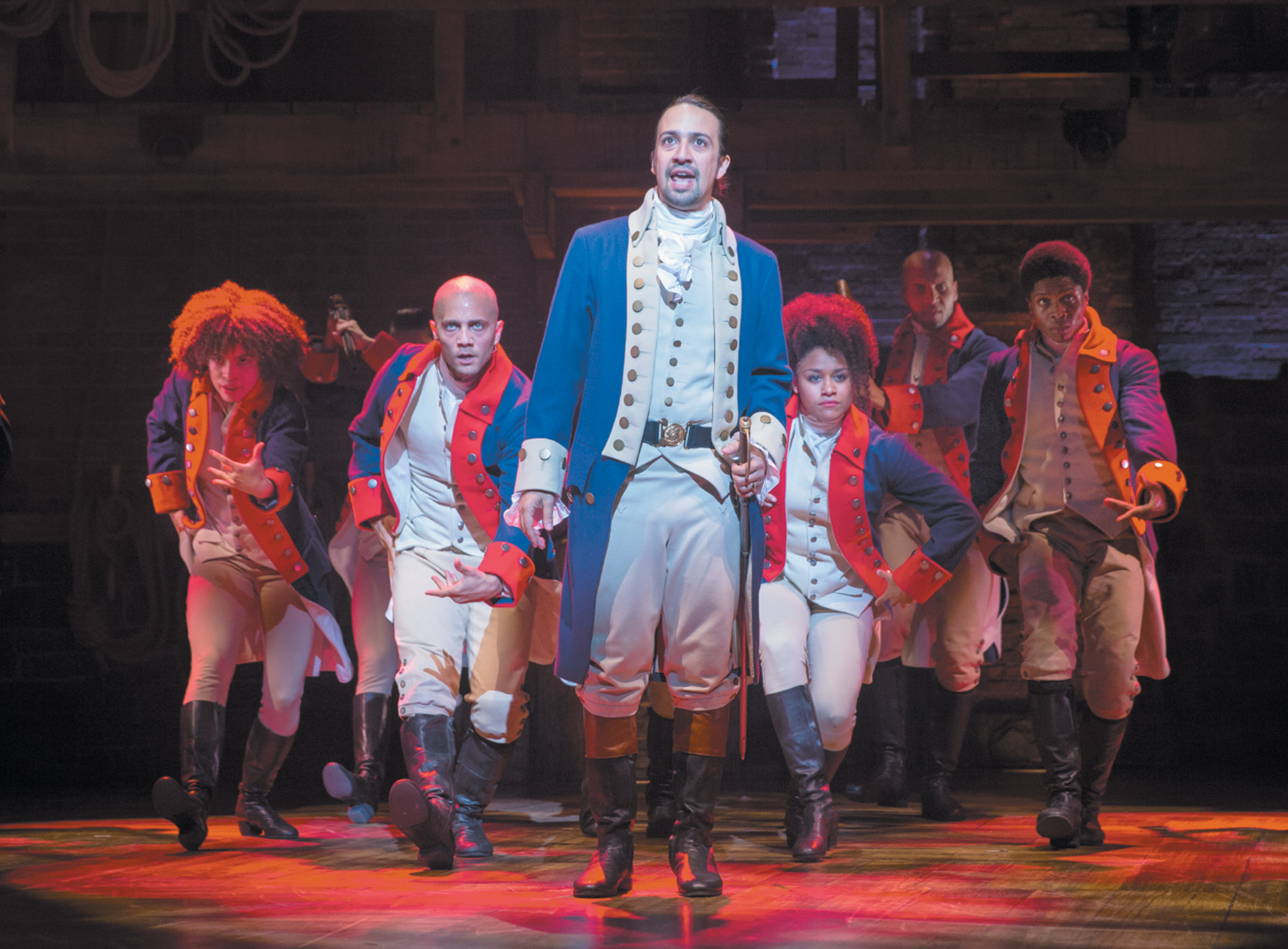 Federalists on broadway by gordon s wood the new york for The broadway
