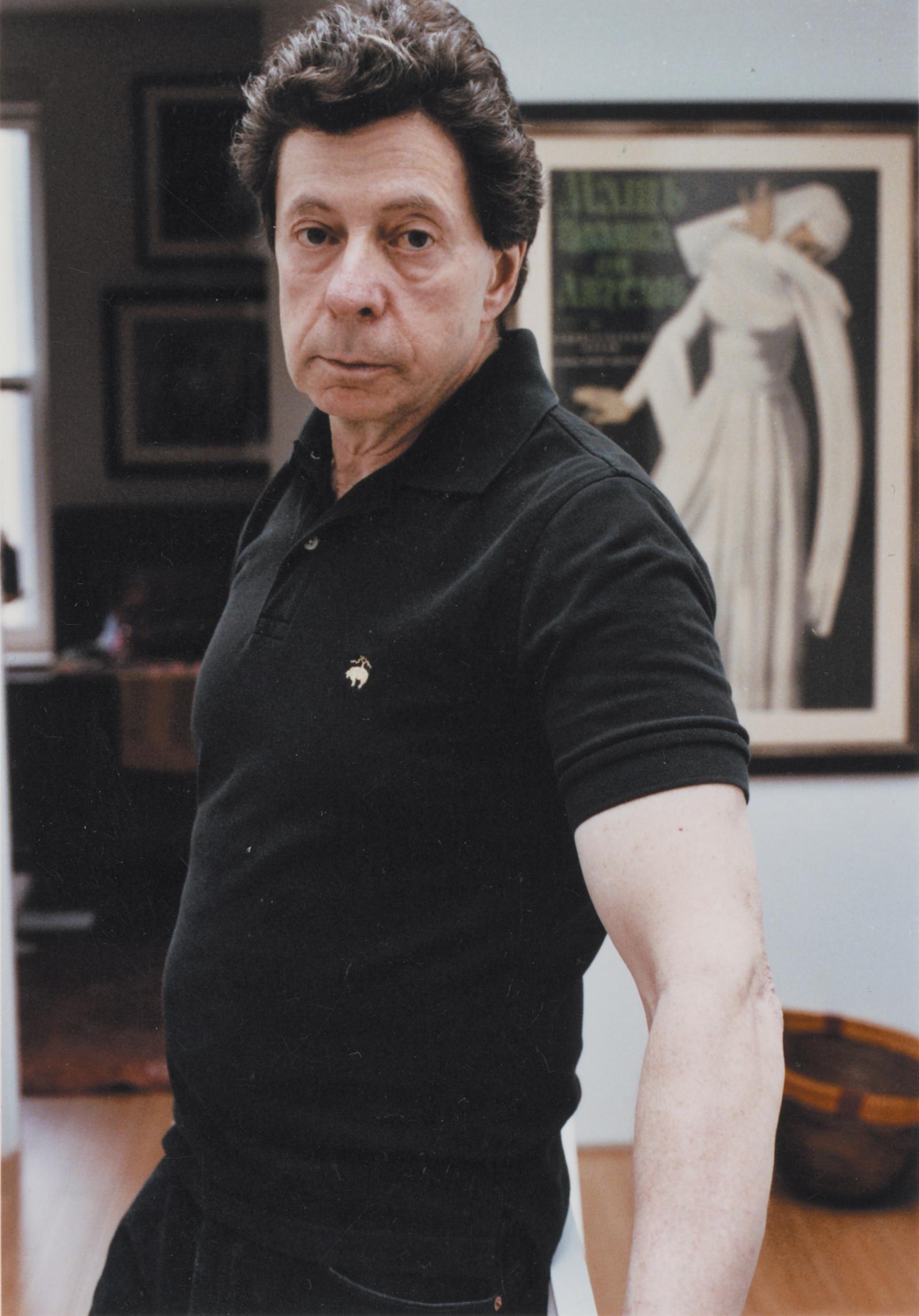 Richard Price, New York City, 2009