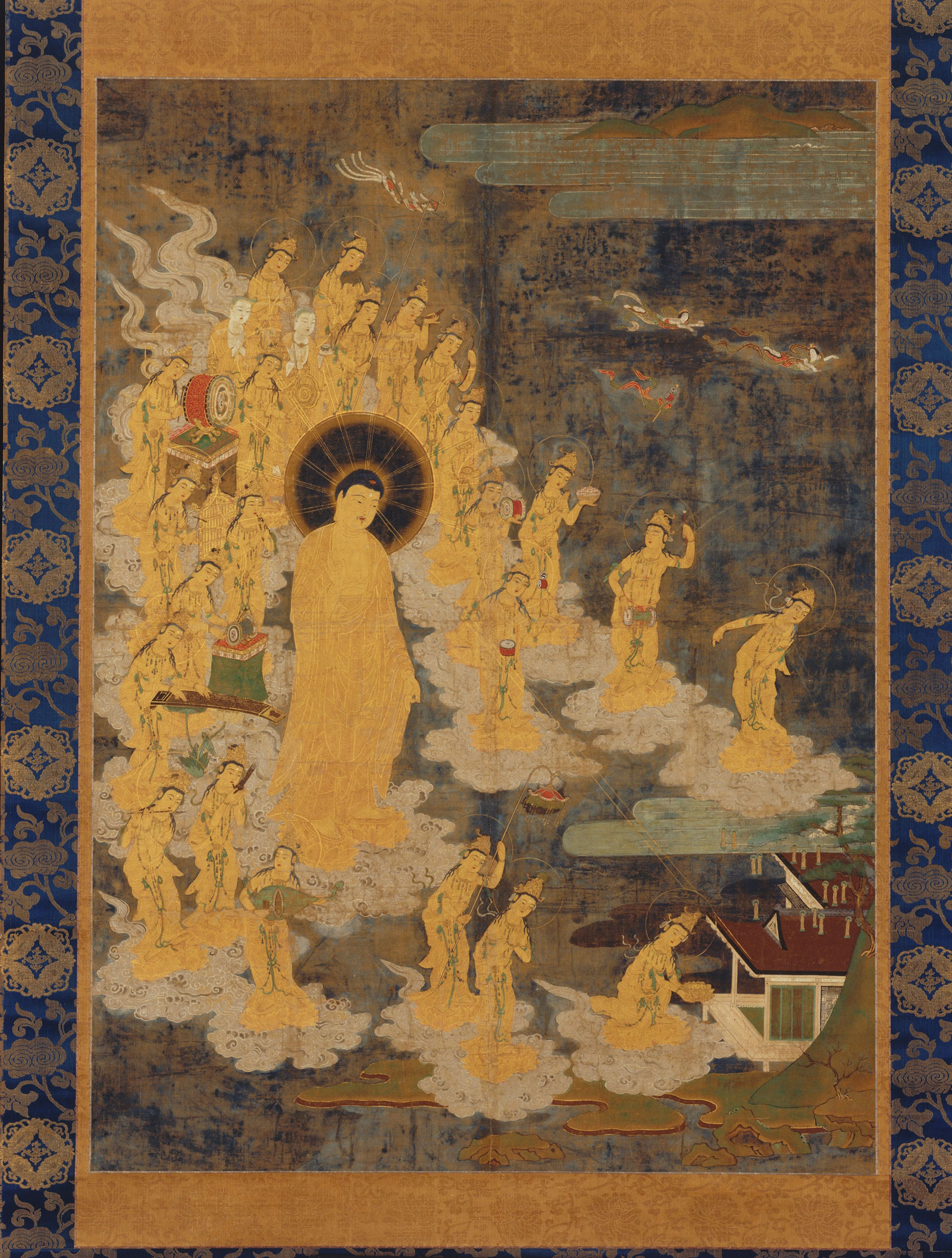 descent-amida-buddha