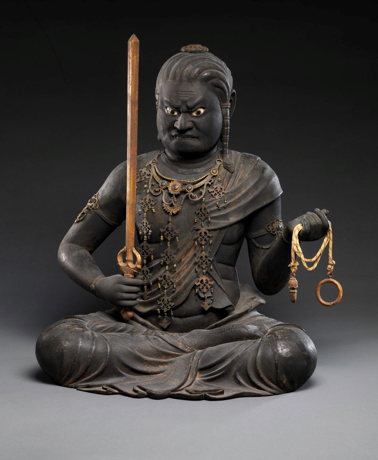 Kaikei: Fudō Myōō, Kamakura period, early thirteenth century