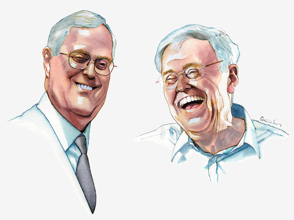 the koch brothers new brand by bill mckibben the new york