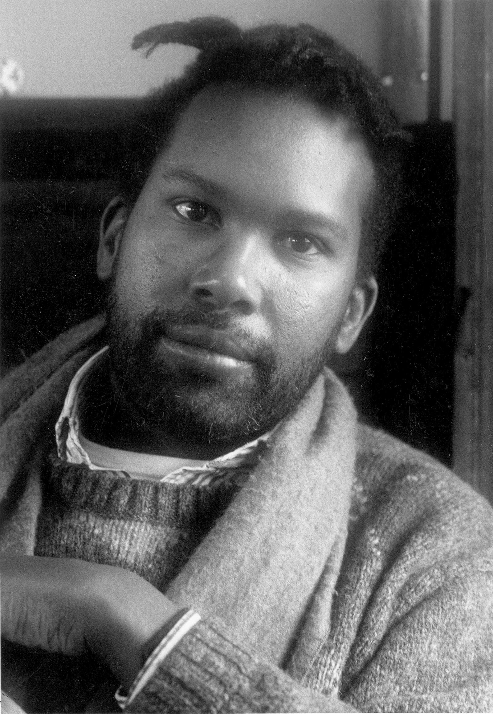 Darryl Pinckney, London, 1991