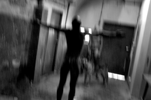 Antonin Kratochvil: <i>Homage to Abu Ghraib</i>, 2006