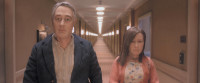 Michael and Lisa, voiced by David Thewlis and Jennifer Jason Leigh, in the stop-motion animated film Anomalisa