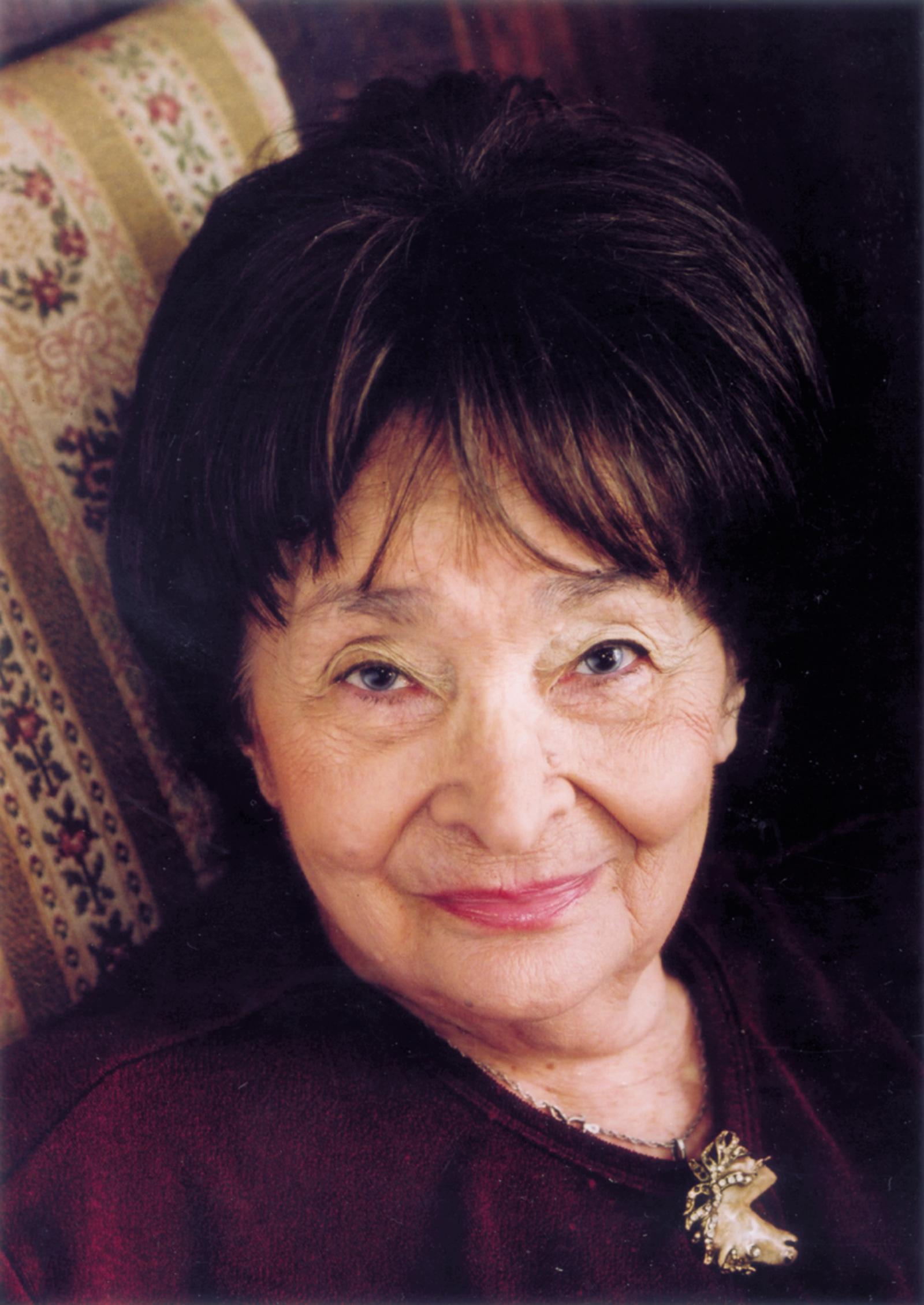 Magda Szabó, Budapest, circa 2003