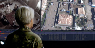 Helen Mirren as Colonel Katherine Powell in Gavin Hood's Eye in the Sky, 2016