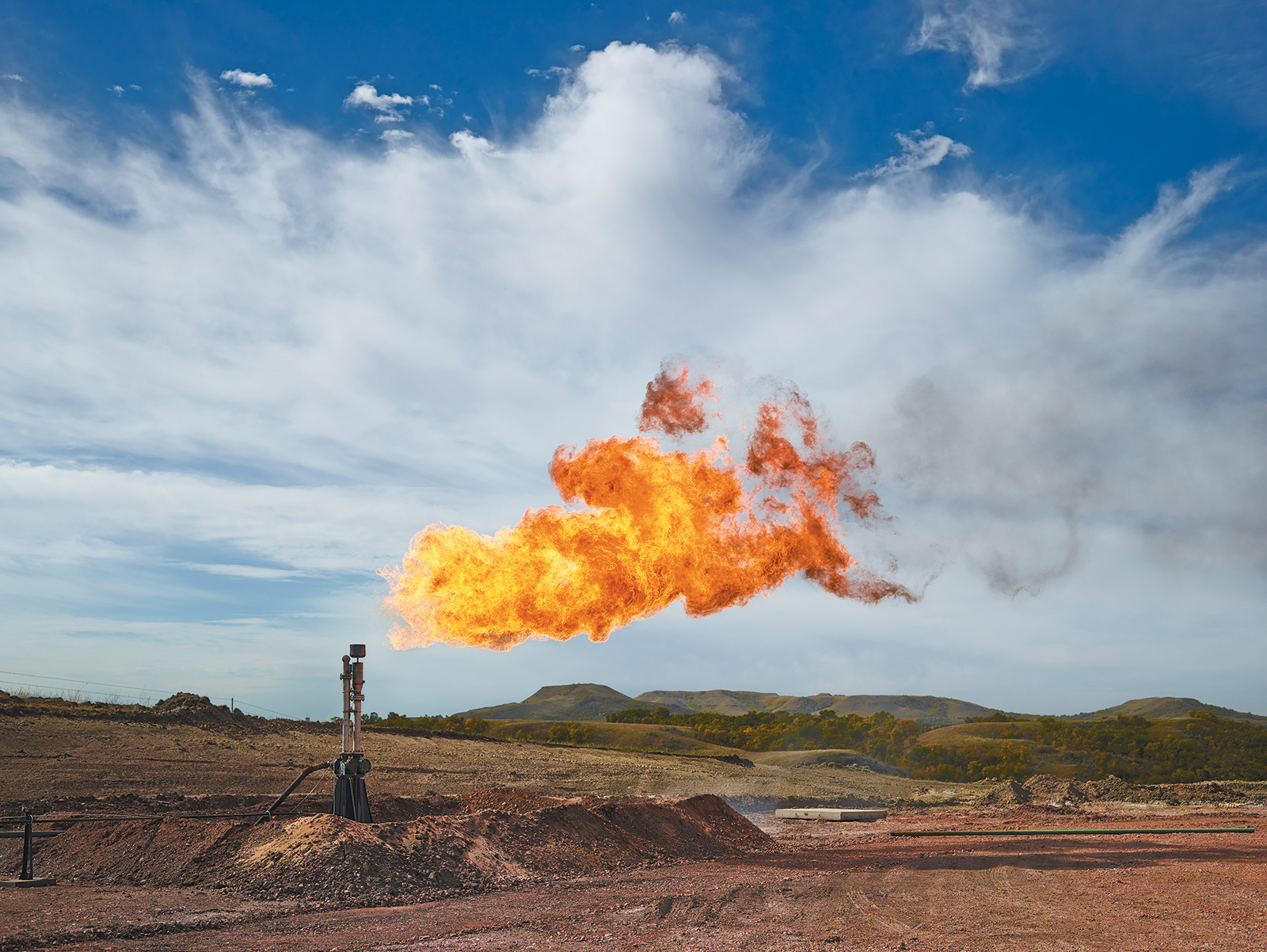 Energy Produced From Natural Gas