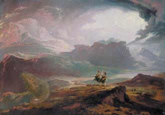 John Martin: Macbeth, circa 1820
