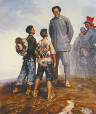 Cai Liang: Sons of Poor Peasants, 1964