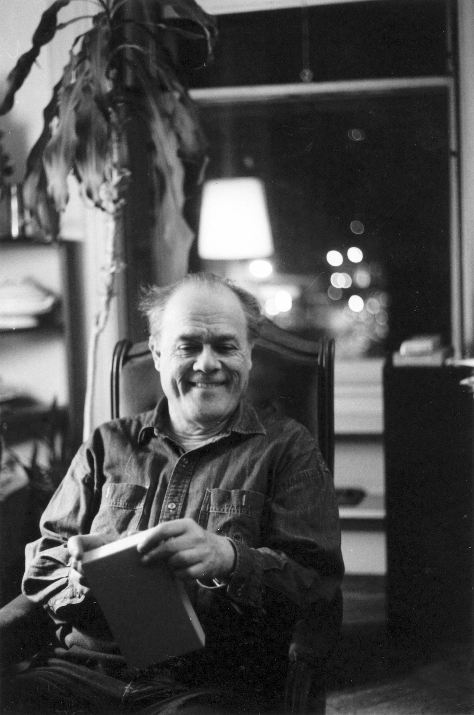 Charles Rosen, New York City, 1991