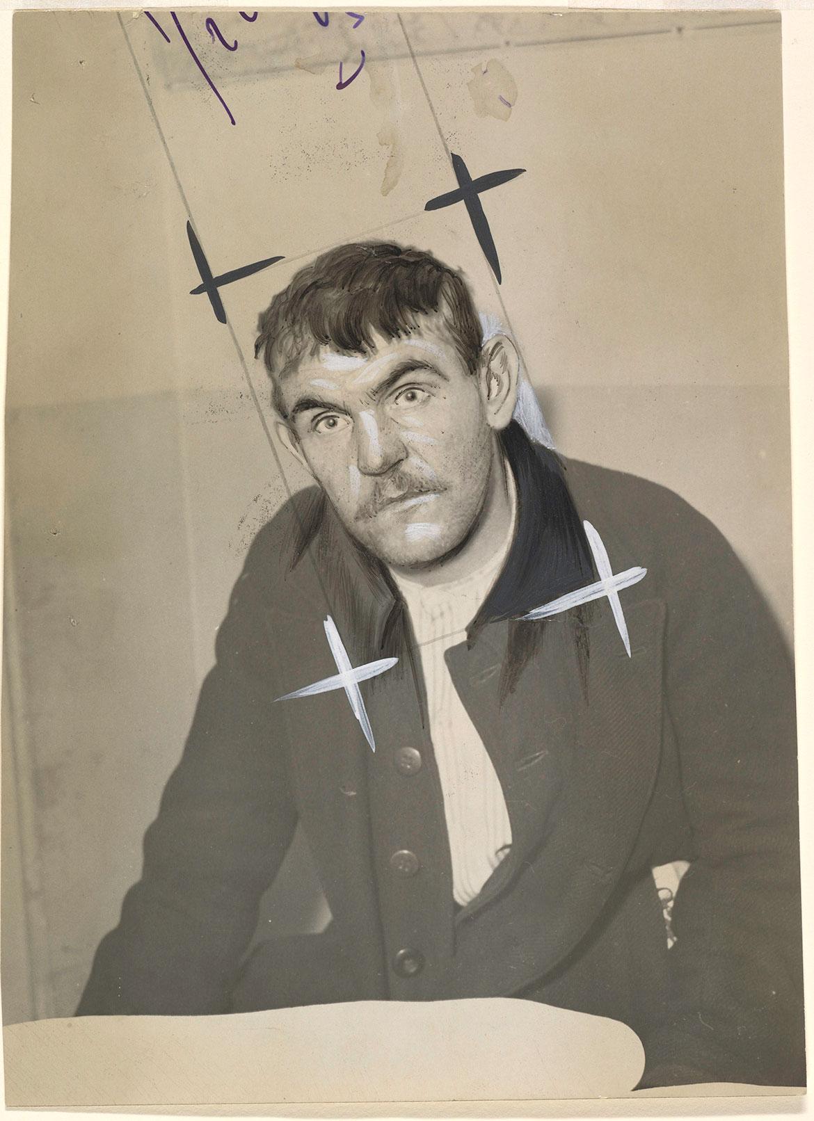 Marius Bourotte, 1929