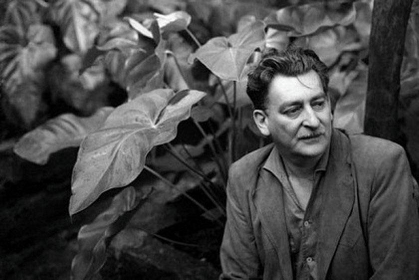 Roberto Burle Marx, Rio de Janeiro, 1949