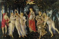 Sandro Botticelli: Primavera, 1477–1482