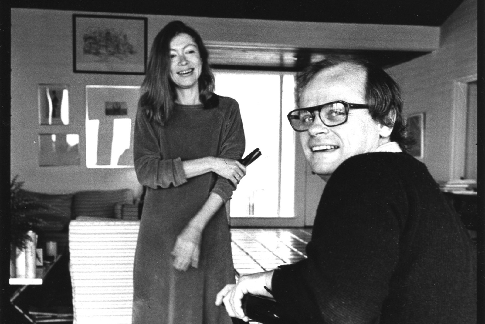 on going home by joan didion essay Writing about joan didion can seem superfluous after all, it is joan didion who has written most widely about joan didion perhaps more than with any other author, didion's personality is impossible to separate from the pages of her work.