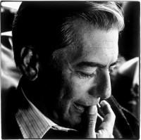 Mario Vargas Llosa, Lima, Peru, October 1994