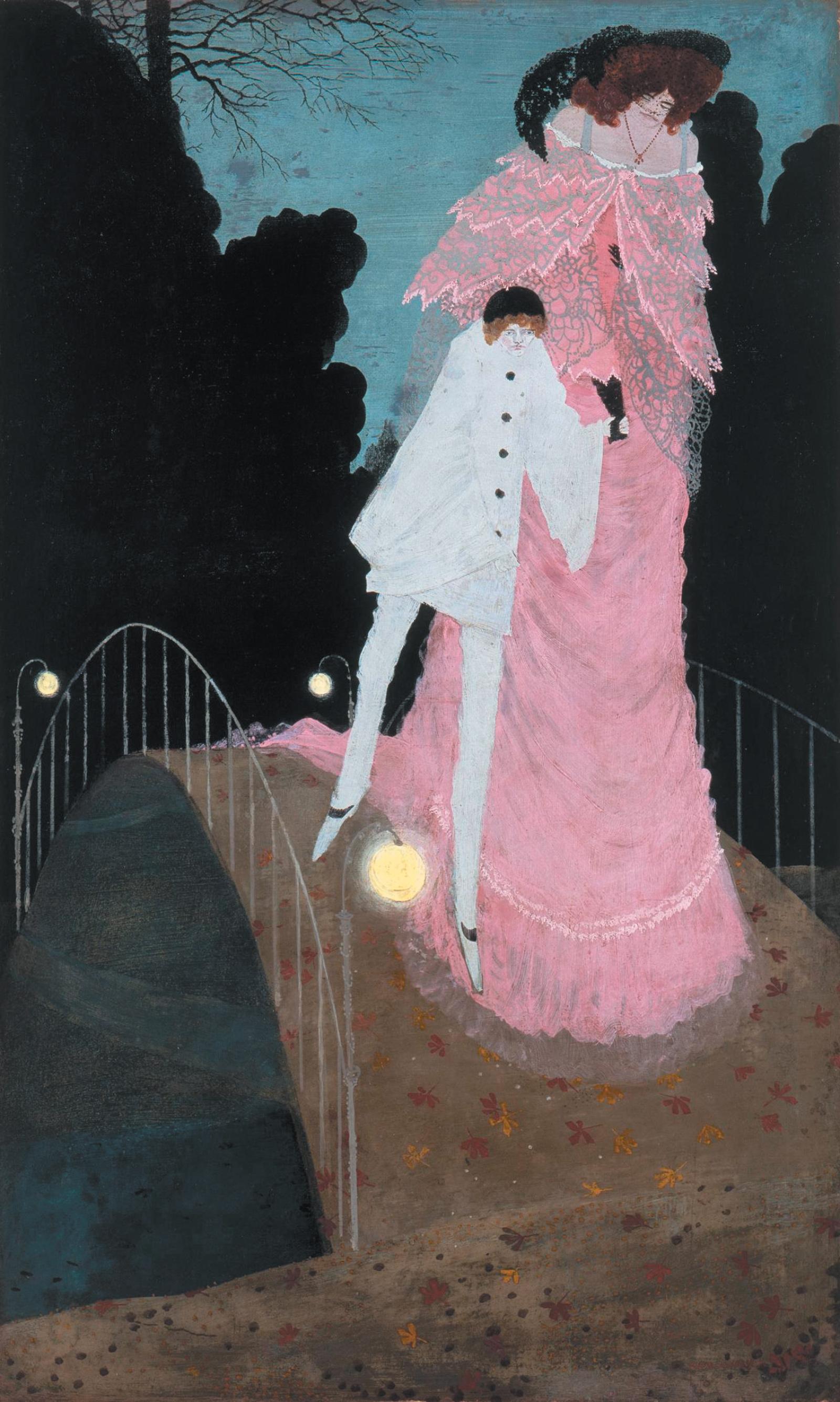 Karl Walser: The Dream, 1903