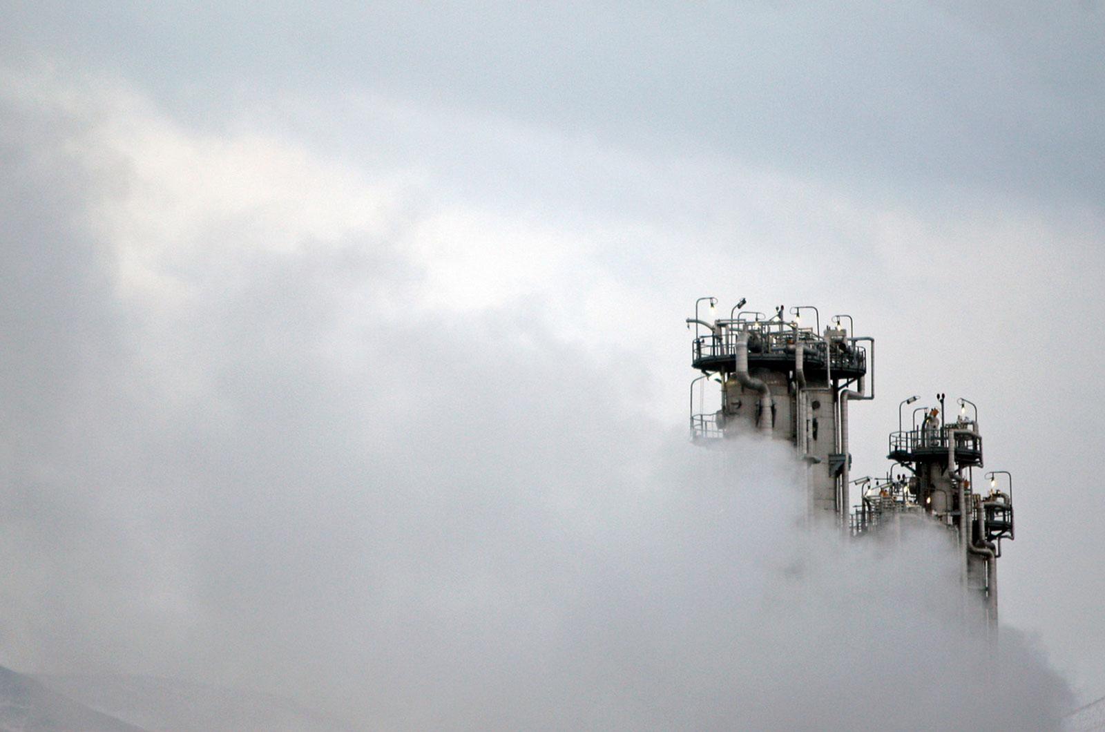 Arak heavy water nuclear facilities, Iran, January 15, 2011