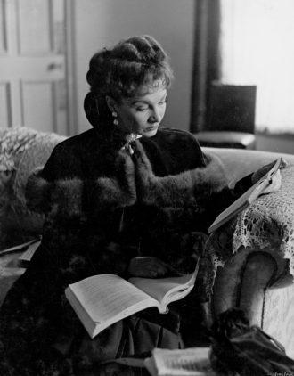 Vivien Leigh in Julien Duvivier's adaptation of Anna Karenina, 1948