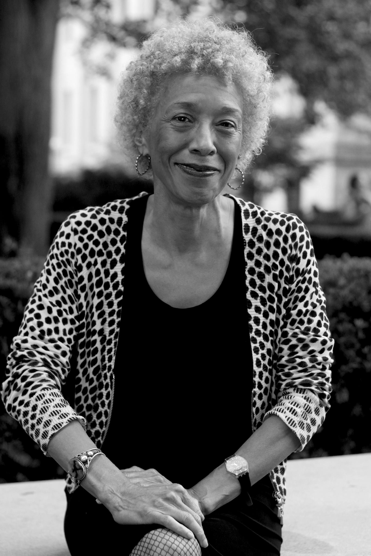 Margo Jefferson at Columbia University, New York City, September 2015
