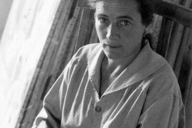 Agnes Martin, Taos, New Mexico, circa 1953