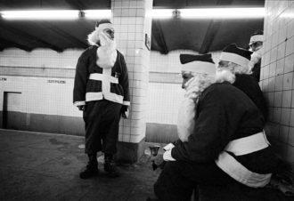 New York City, 1977; photograph by Susan Meiselas