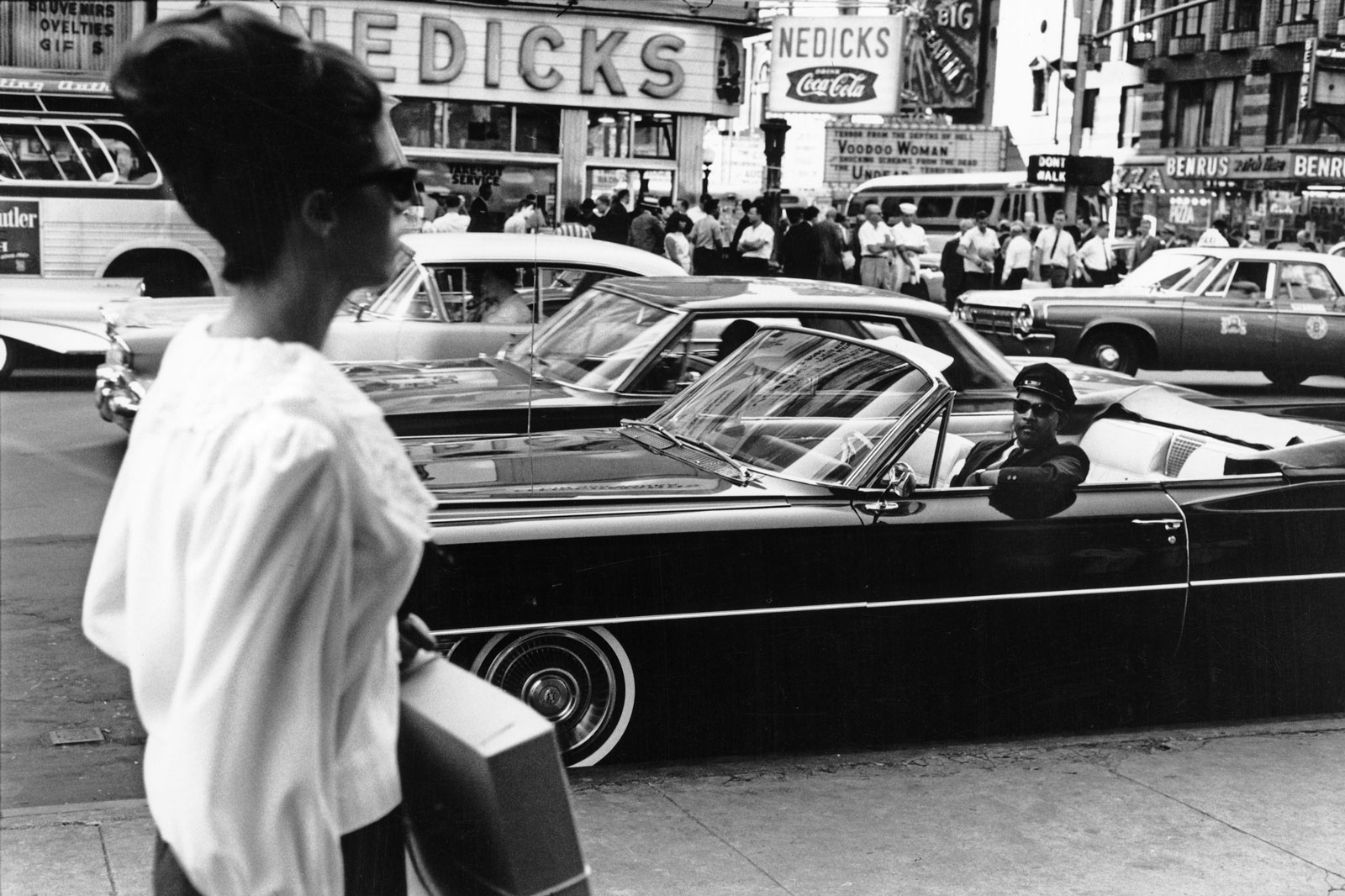 Neil Libbert: 42nd Street, 1960