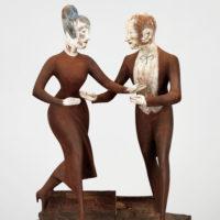Elie Nadelman: Tango, circa 1920–24