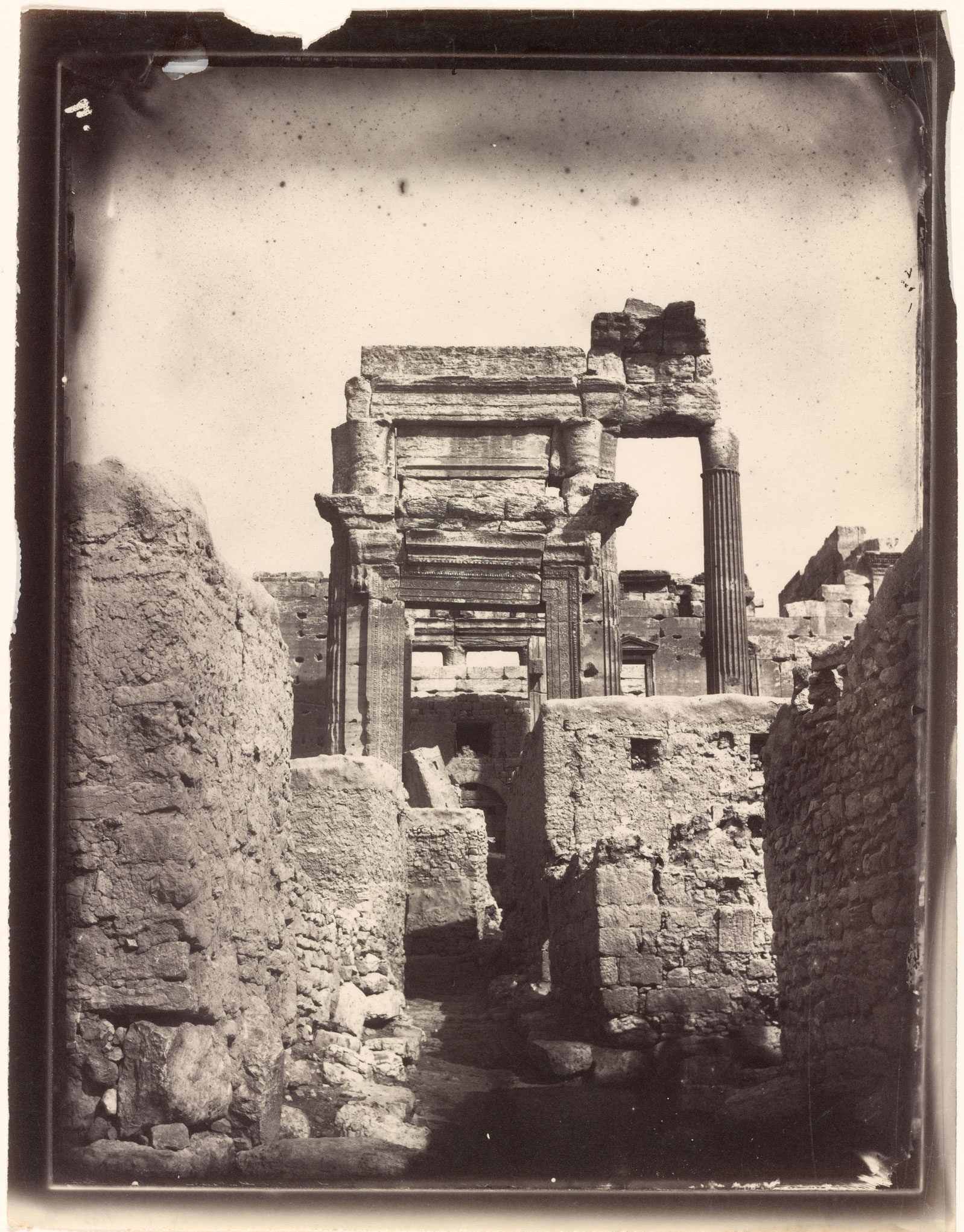Gate, Temple of Bel