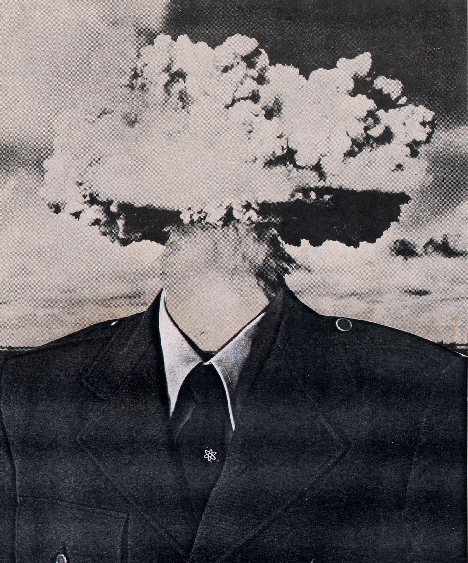 Bruce Conner: Bombhead, 1989