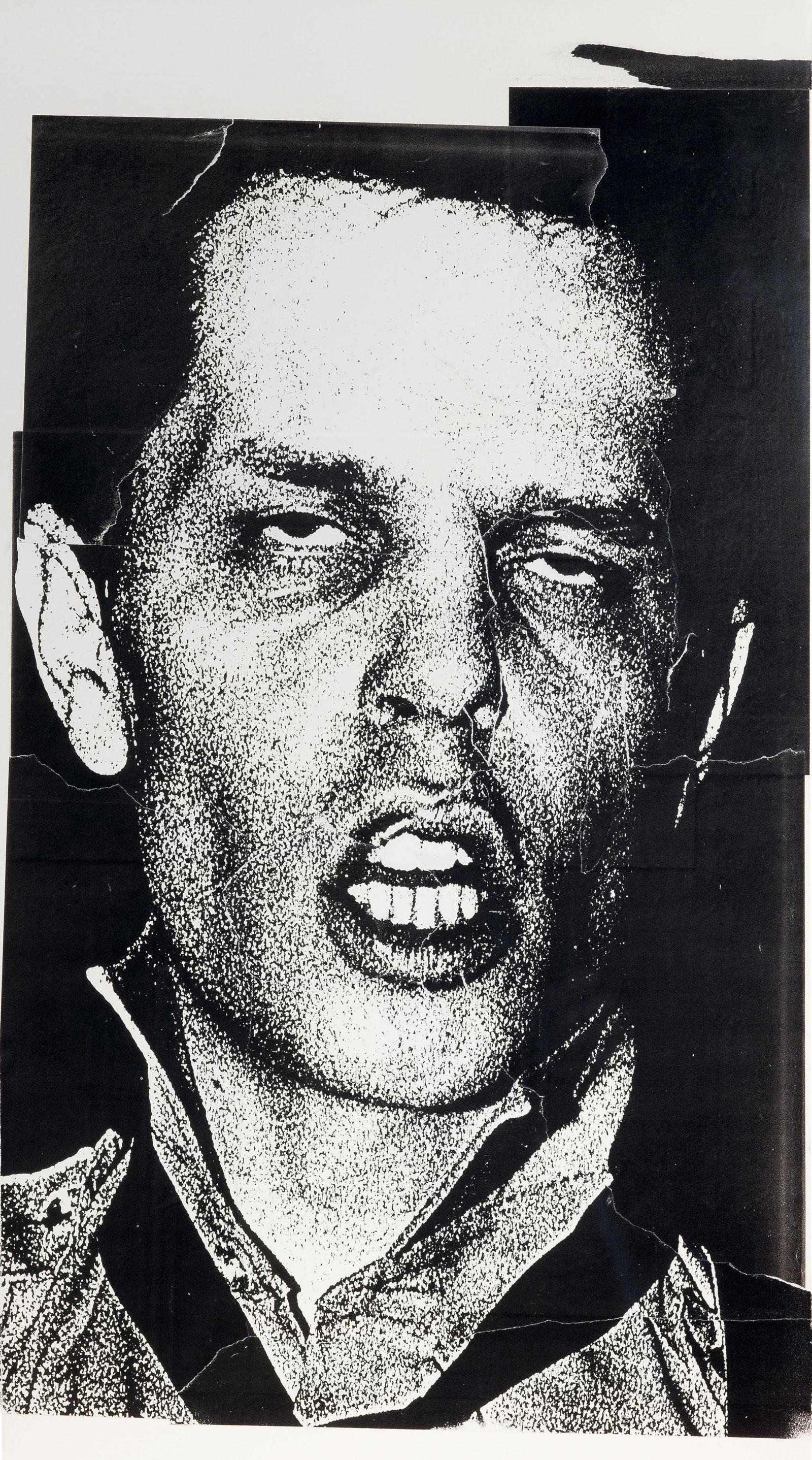 Bruce Conner: Frankie Fix, 1977