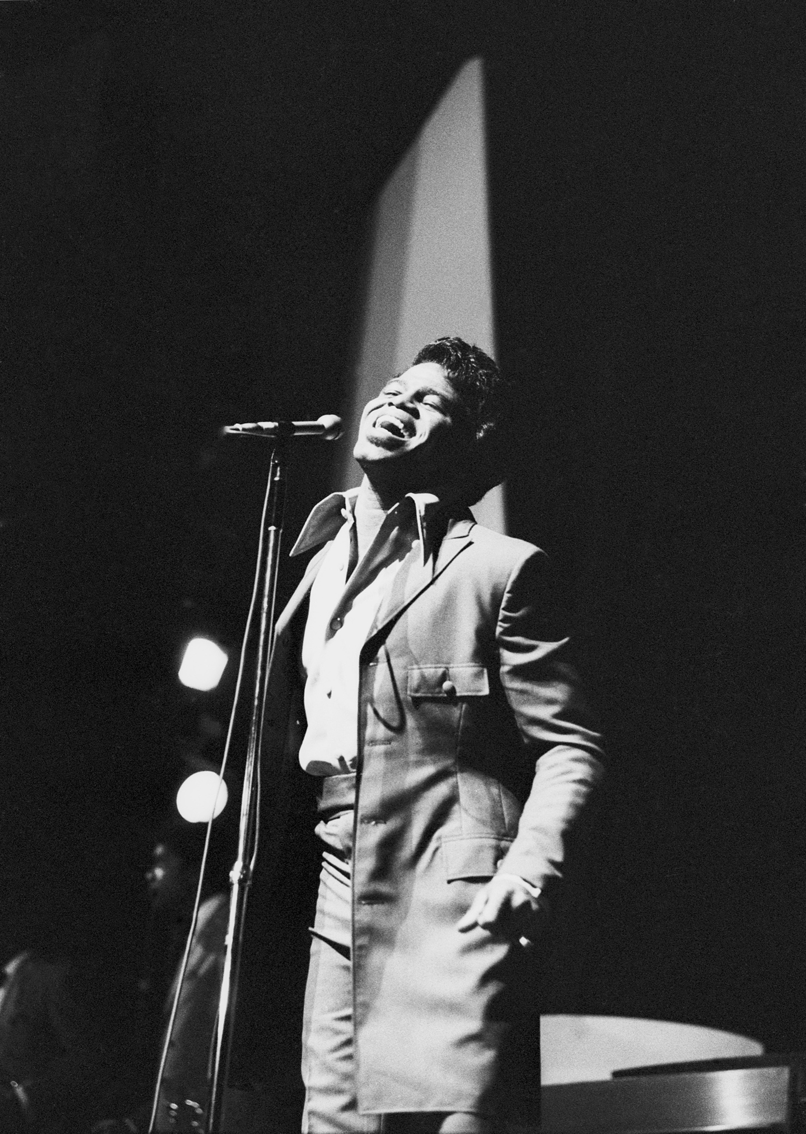 The Genius of James Brown | by Geoffrey O'Brien | The New ...