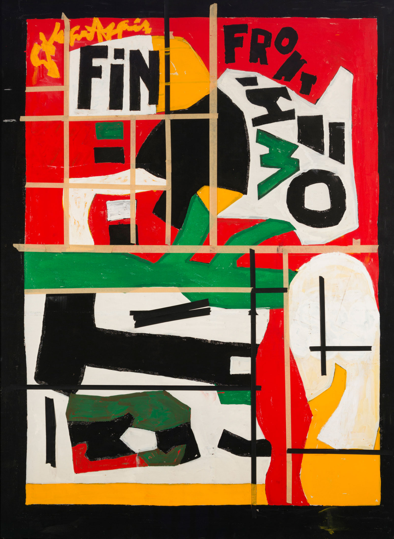 Stuart Davis: Fin, 1962–1964