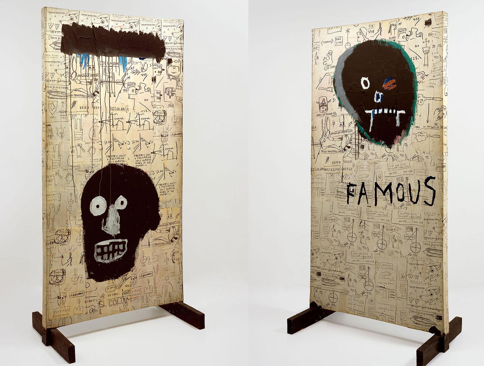 Jean-Michel Basquiat: Famous, 1982