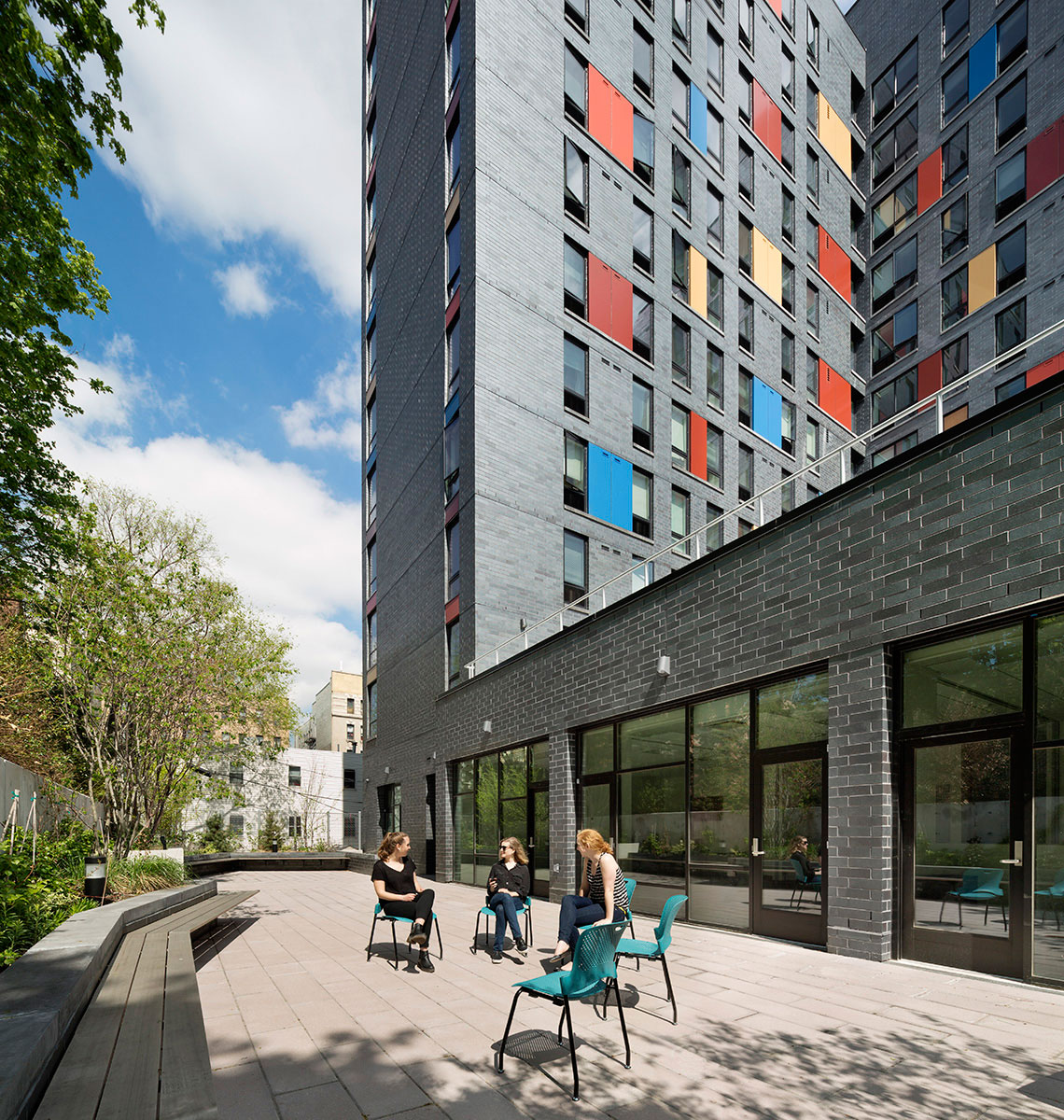 A Higher Form of High-Rise | by Martin Filler | NYR Daily ...