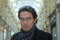 Juan Gabriel Vásquez, Brussels, 2009