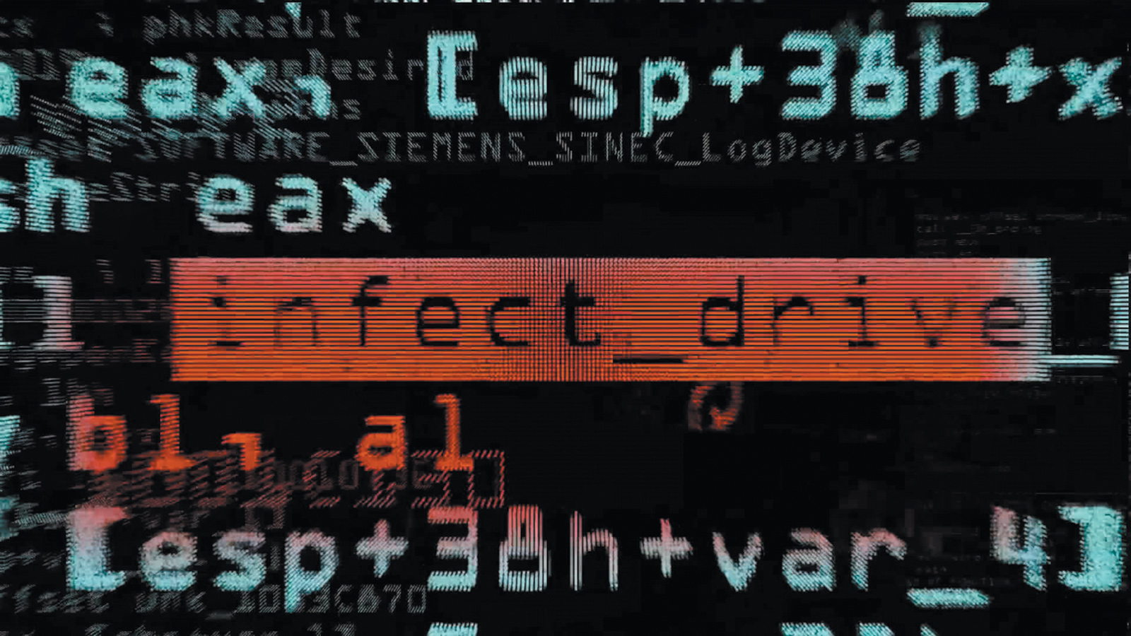A section of code from the Internet security firm Symantec's breakdown of the Stuxnet virus; from Zero Days