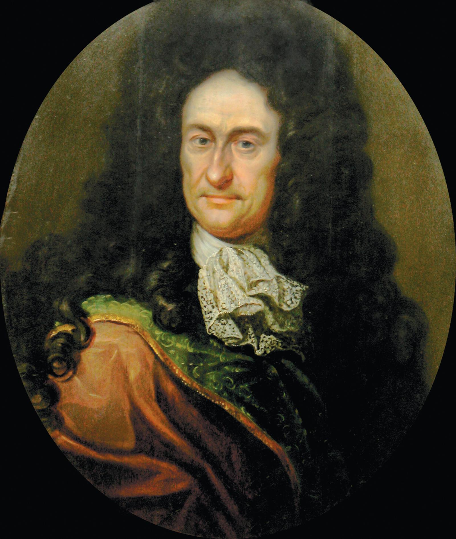 Gottfried Wilhelm Leibniz, circa 1700
