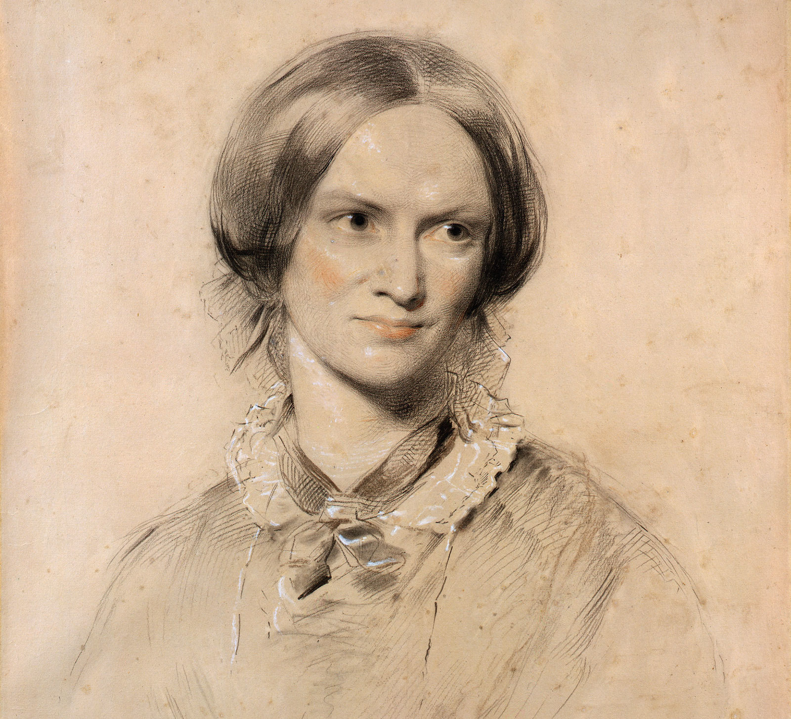 George Richmond: Charlotte Brontë, 1850
