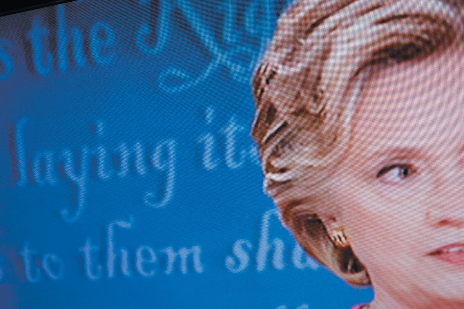 Hillary Clinton at the first presidential debate, Hofstra University, Hempstead, New York, September 26, 2016