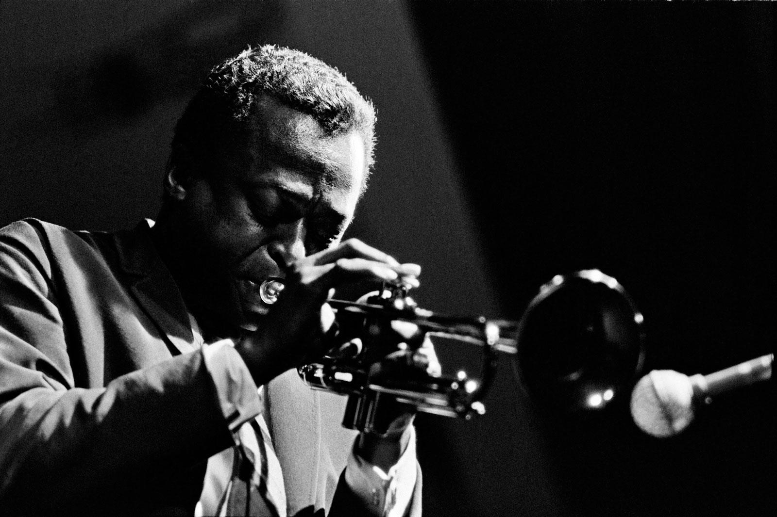 Miles Davis, Monterey, 1963