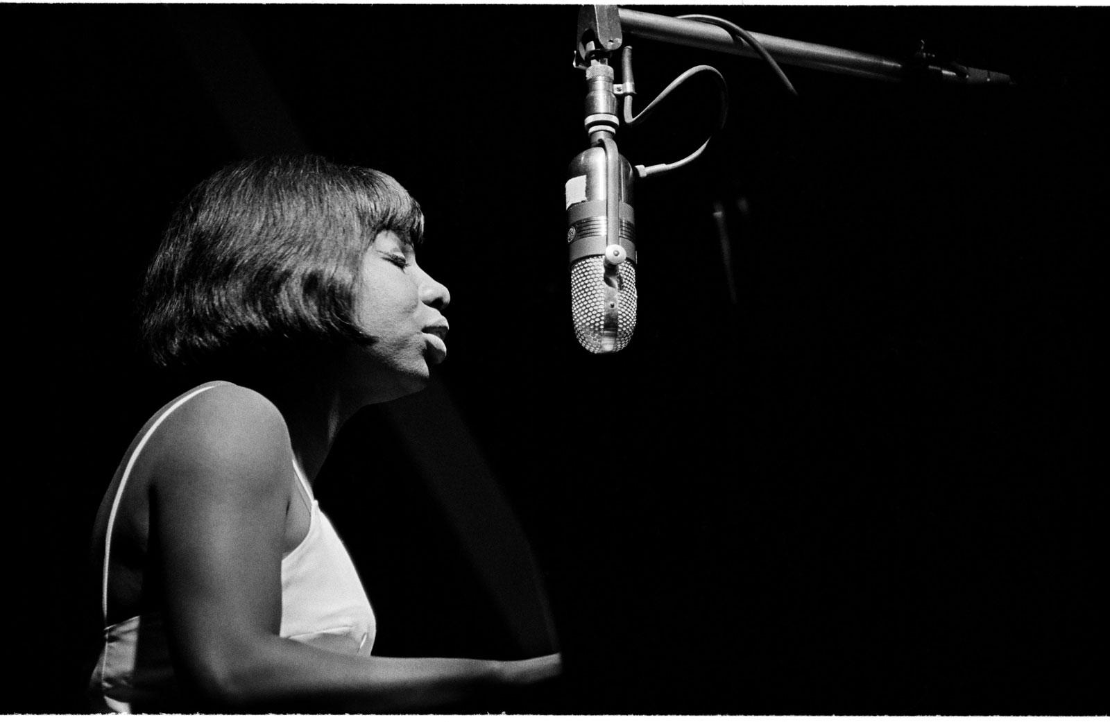 Nina Simone, Newport, 1963