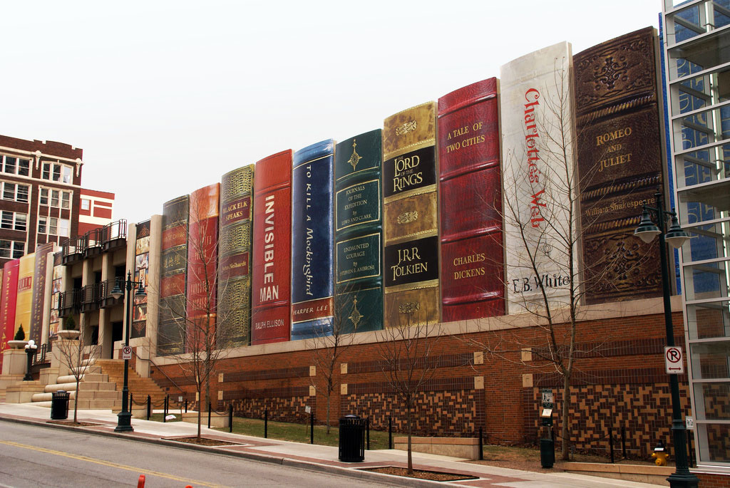 Kansas City Public Library, Kansas City, Missouri