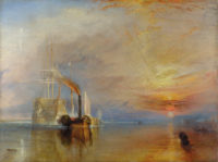 J.M.W. Turner: The Fighting Temeraire, 1839