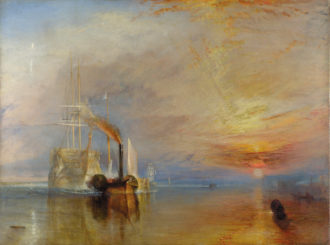 J.M.W. Turner: The Fighting Temeraire, 1839