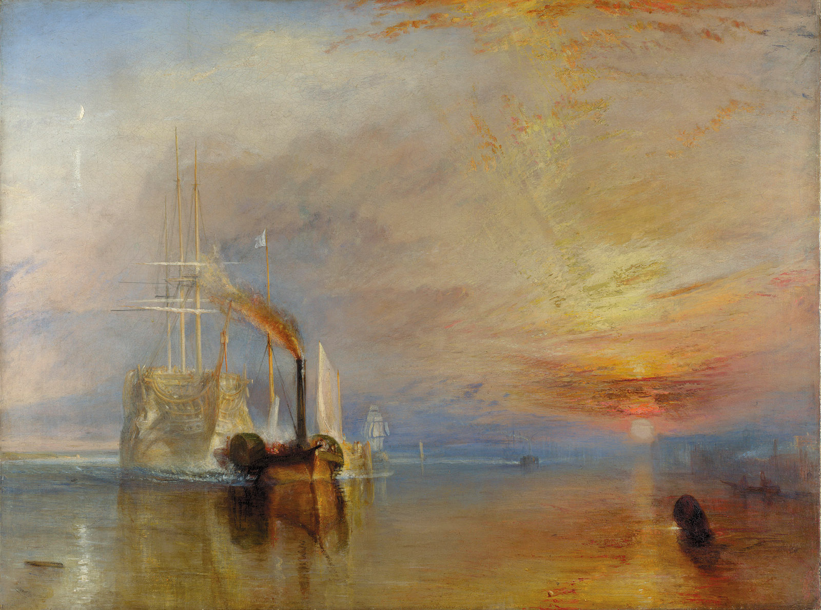 Turner The Extraordinary Life and Momentous Times of J.M.W Turner
